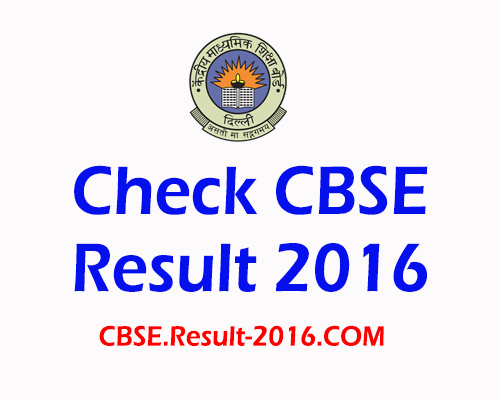 CBSE 10th Result 2016