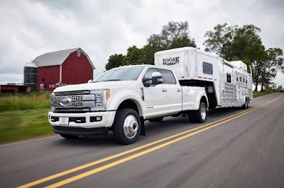 Tow Vehicle Spotlight: 2017 Ford F-Series Super Duty