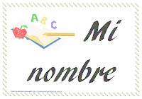 Image result for mi nombre