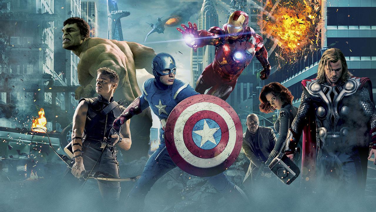 The Avengers Netflix