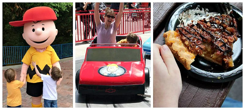 The Ultimate Family Fun Day with a Free Printable Amusement Park Checklist