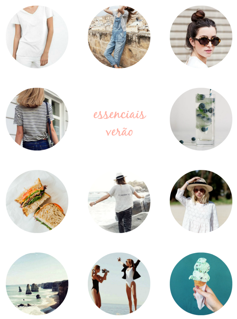 summer essentials by post and pin