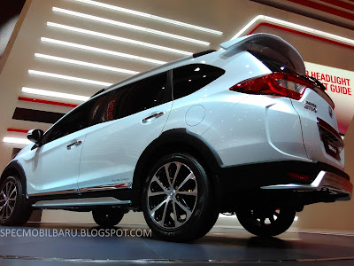 Honda BR-V target sales at GIIAS 2015 (10 days) : 1000 unit
