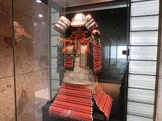 赤糸威大鎧