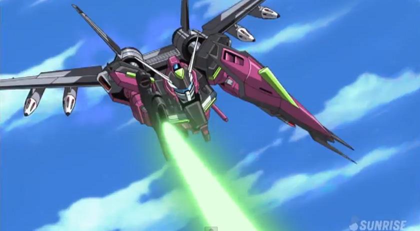 Gundam seed episode 16