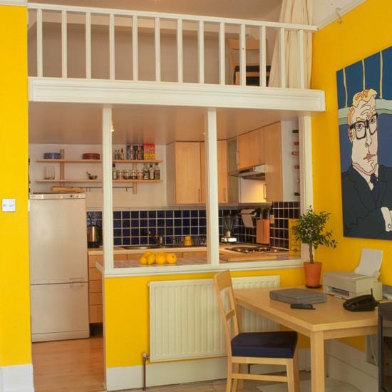 Design Ideas For Tiny Kitchens: Beautiful Abodes: Small Kitchen