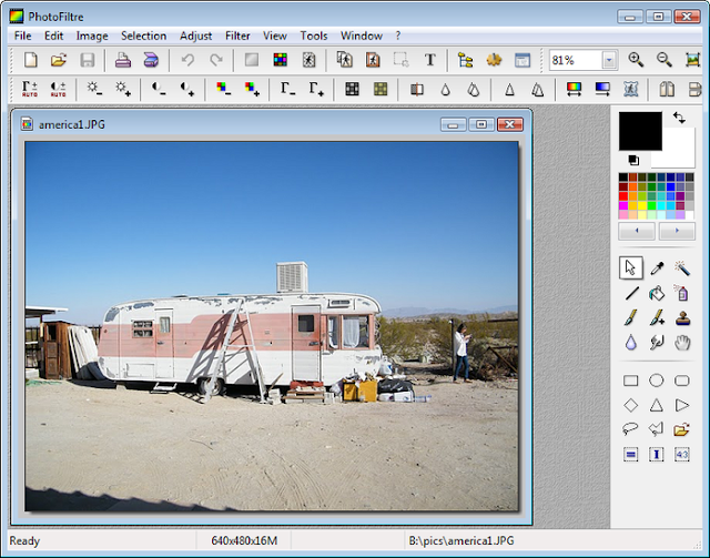 Software Photo Editor Gratis