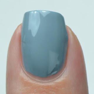 medium gray creme nail polish