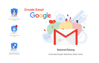 10 Menit Membuat Email di Google Dengan Mudah