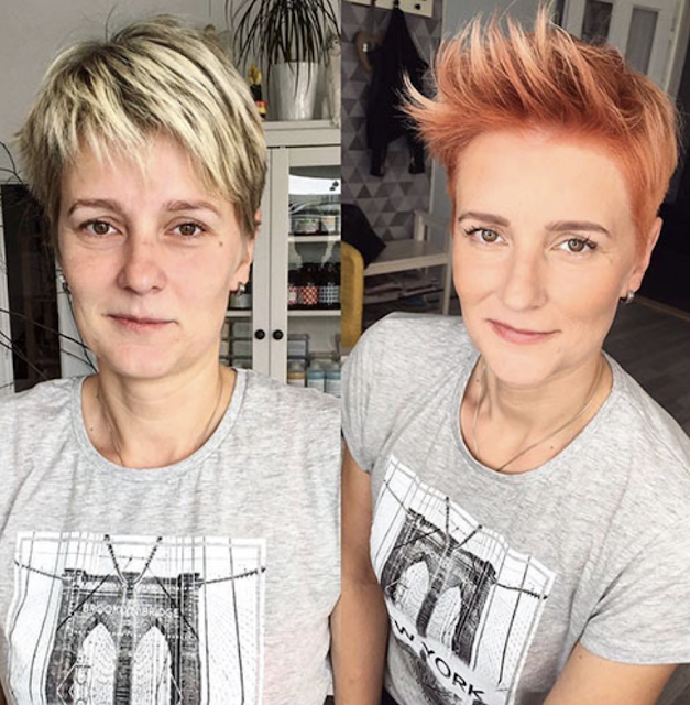pixie haircut for fine hair 2019
