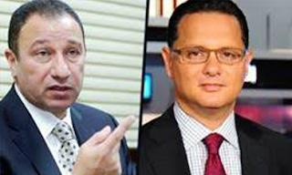 شريف عامر  و محمود الخطيب