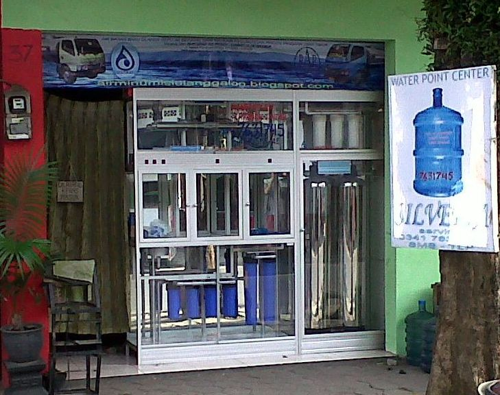 my depo silveria water point center