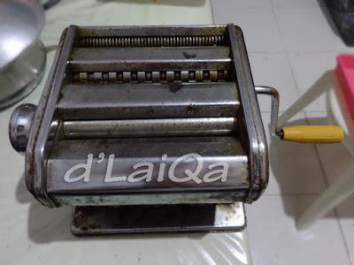alat penggiling dan pencetak