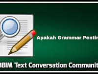 Benarkah Grammar Akan Menghambat Proses Belajar Bahasa Inggris?