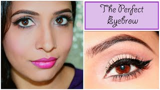 How to Shape your Eyebrow at home | Brows Shaping Tips