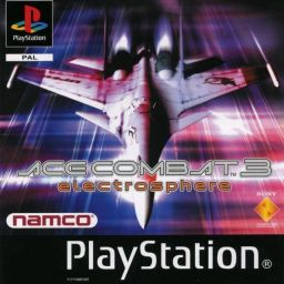 Ace Combat 3 Cover