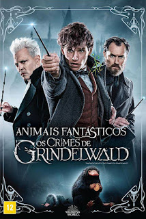 Animais Fantásticos: Os Crimes de Grindelwald - BDRip Dual Áudio