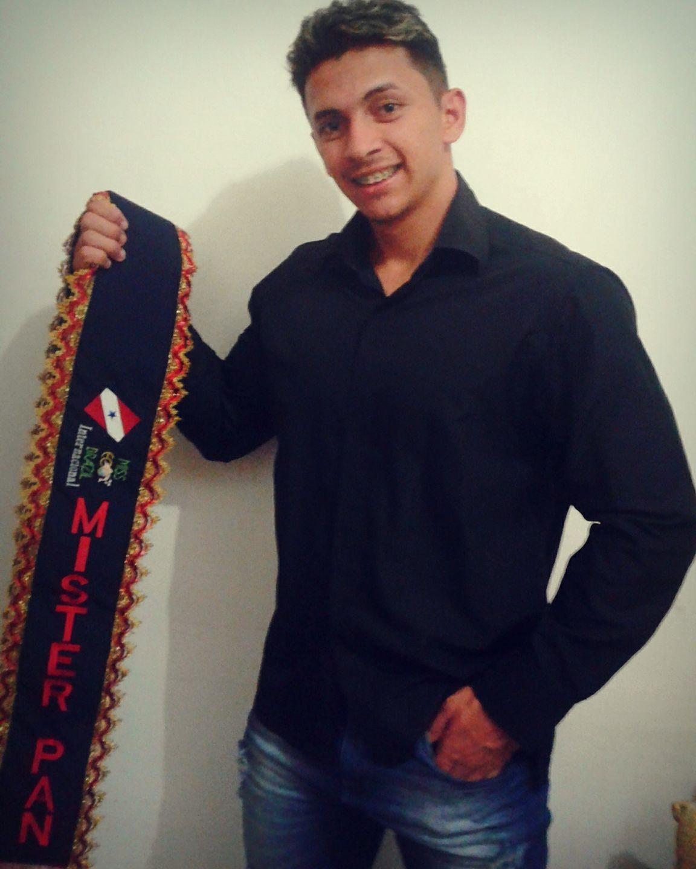Renan Matias foi eleito Mister Pan Belém 2017. Foto: Divulgação