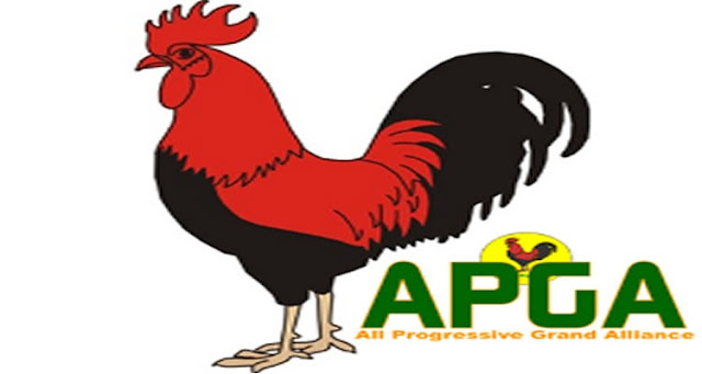 APGA fuses into UPP, pronounces party dead