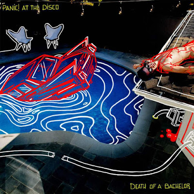 "PANIC! AT THE DISCO ""Death of a Bachelor"""