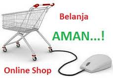 belanja online secara aman