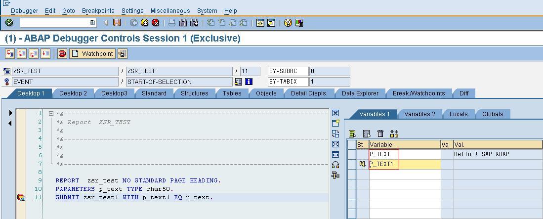 Sample Interactive Report Program In Sap Abap