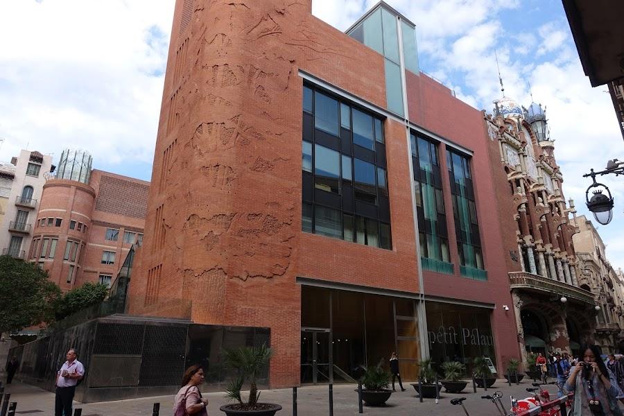 カタルーニャ音楽堂(Palau de la Música Catalana)