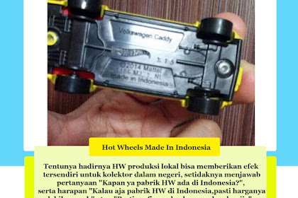 On This Day : Hot Wheels Made In Indonesia Revealed