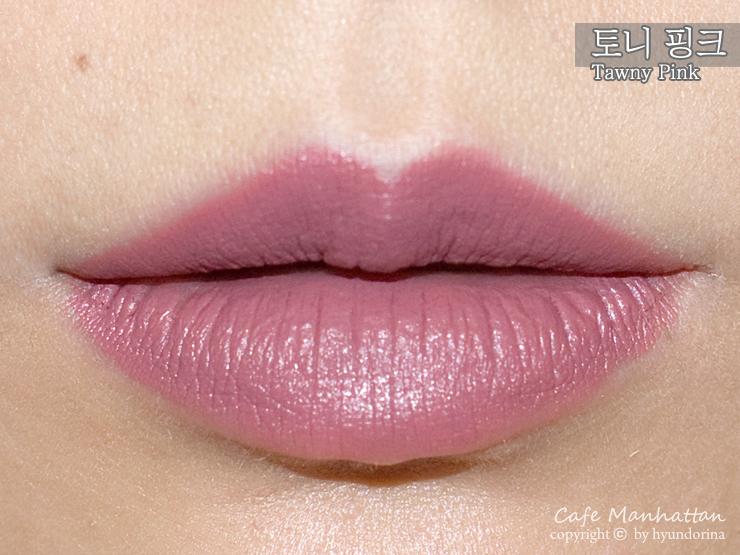 Hyundori S Dresser Bobbi Brown Creamy Matte Lip Color