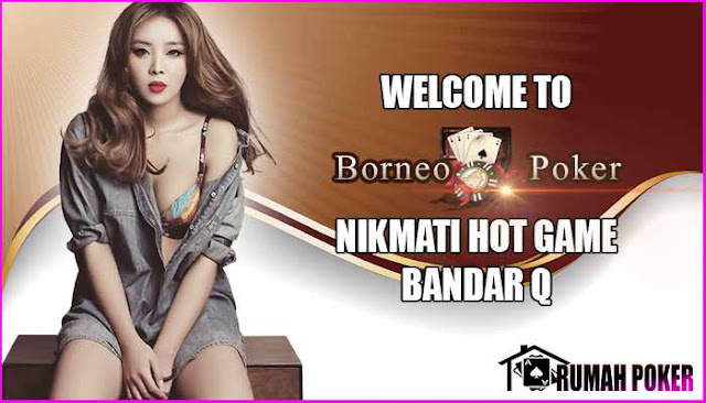 WELCOME TO BORNEOPOKER