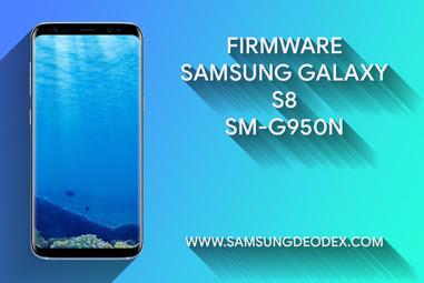 FIRMWARE SAMSUNG G950N