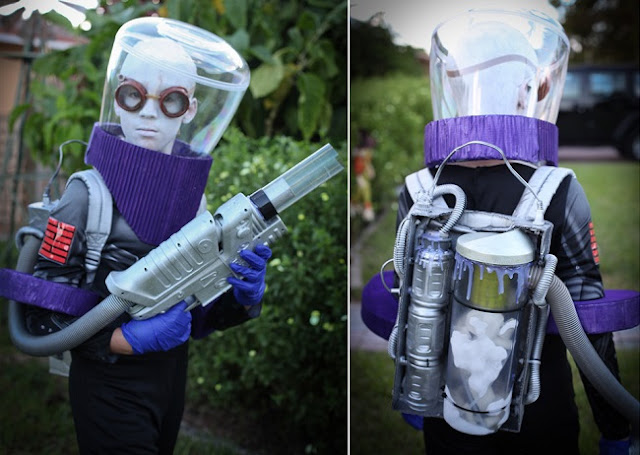 Mr. Freeze Costume