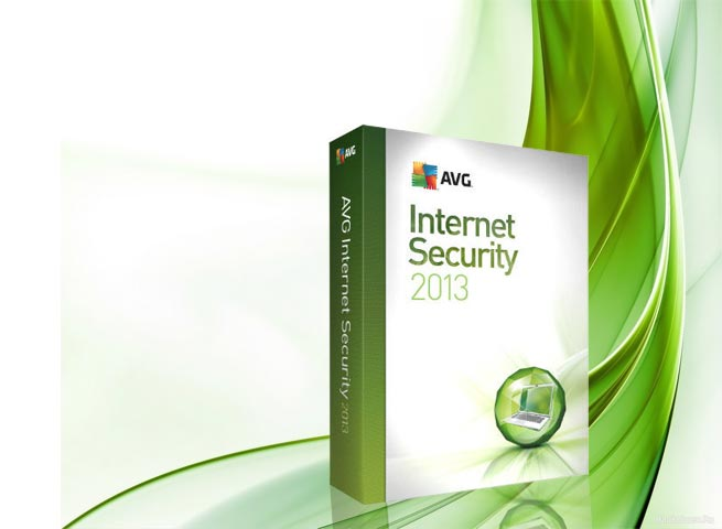 Avg internet security 2013.