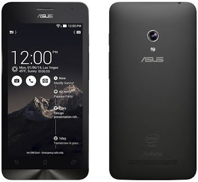 Asus Zenfone 5 A500CG Complete Specs and Features