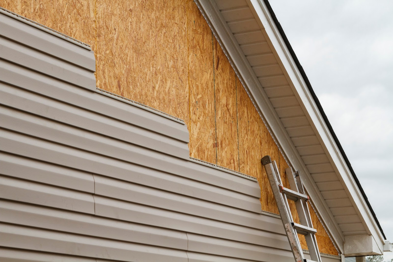 Can I Recycle Vinyl Siding on scrap aluminum