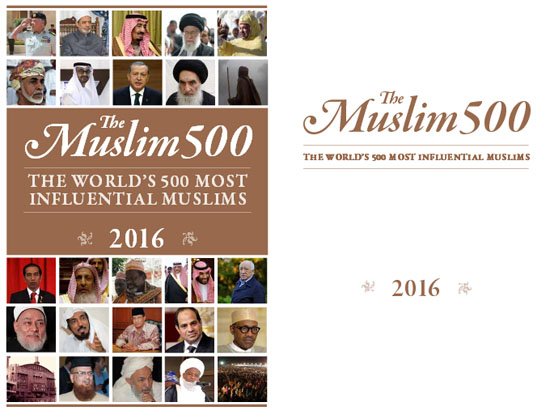 500 Most Influential Muslims in The World 2016