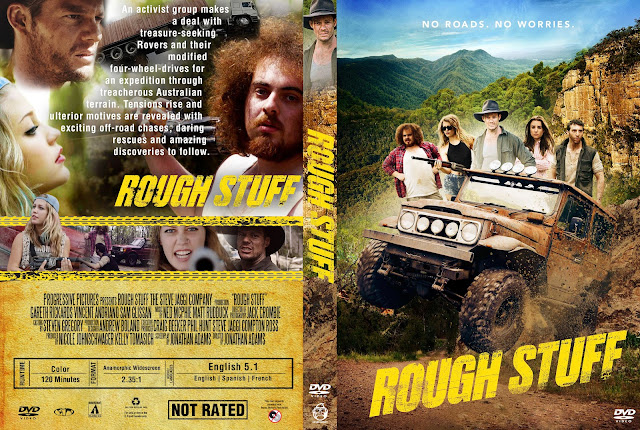 Rough Stuff DVD Cover