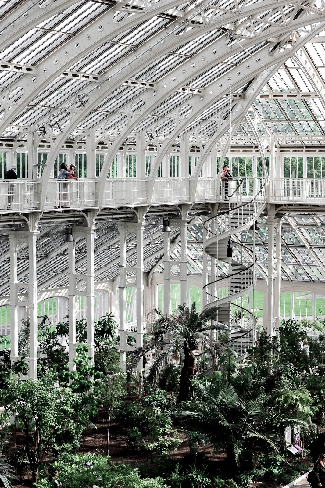 Kew Gardens Temperate House Modernised 2018