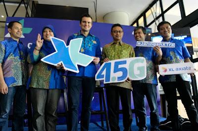 Prescon XL 4G LTE Pontianak