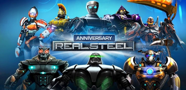 real steel games free