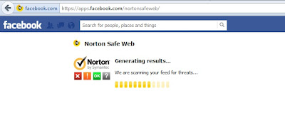 Scan Your Facebook Account