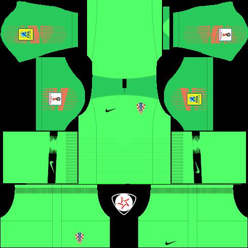 b1431b223ea 2018 Croatia World Cup Kits and Logo - DLS 18 17 - FTS - dlsftskit ...