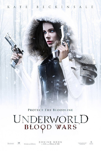 Underworld: Blood Wars (2016) Movie Horror - Sinopsis