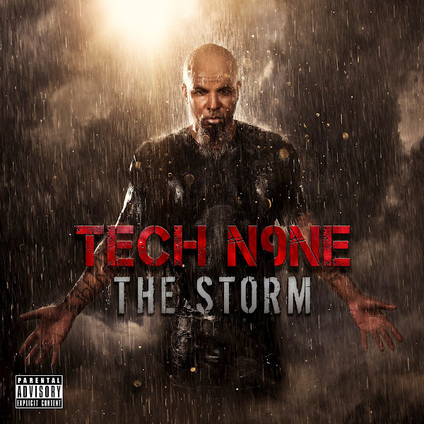 Tech N9ne - The Storm (Deluxe Edition) Cover