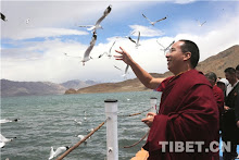 The Chinese Panchen Lama on the Indian Border