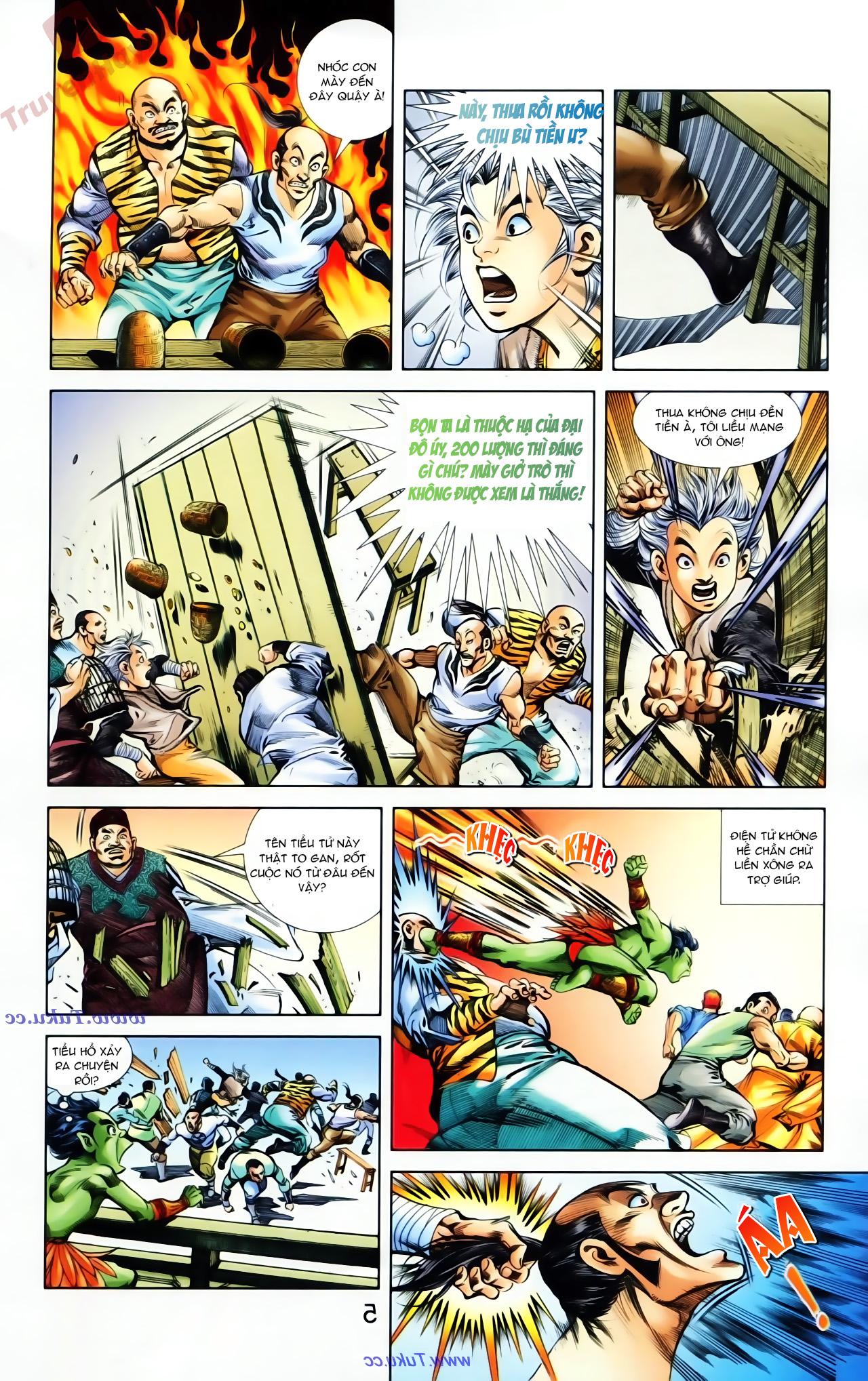 Cơ Phát Khai Chu Bản chapter 71 trang 31