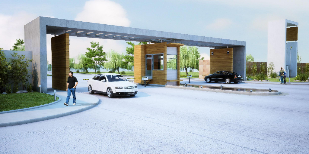 Revista digital apuntes de arquitectura portales de for Accesos arquitectura