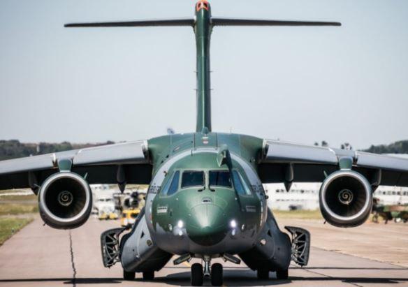 Embraer KC-390 specs
