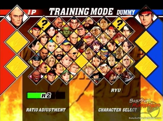 Capcom vs snk 2 playstation 2 youtube.