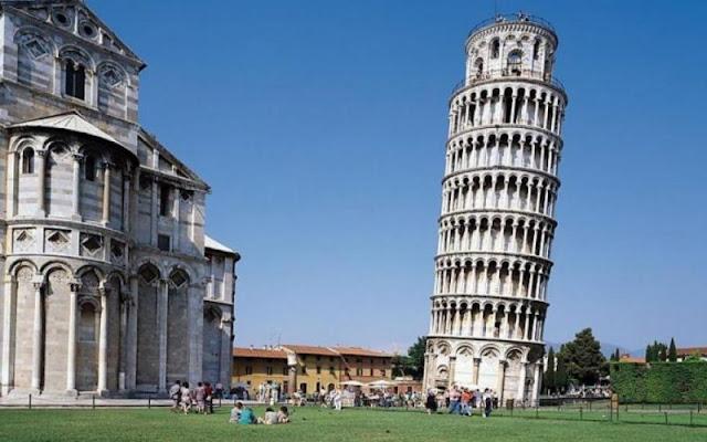 Ο Πύργος της Πίζας... ισιώνει (βίντεο)